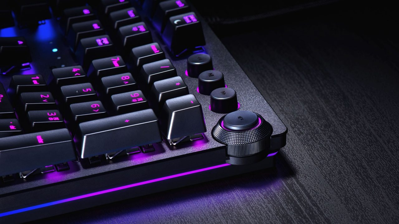 Razer Huntsman Elite Review 3