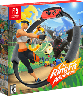 Ring Fit Adventure (Switch) Review 5
