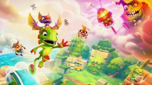 Yooka-Laylee and the Impossible Lair Review 7