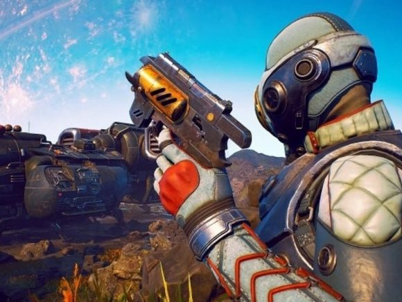 Exploring The Outer Worlds: An Interview with Senior Narrative Designer Megan Starks.