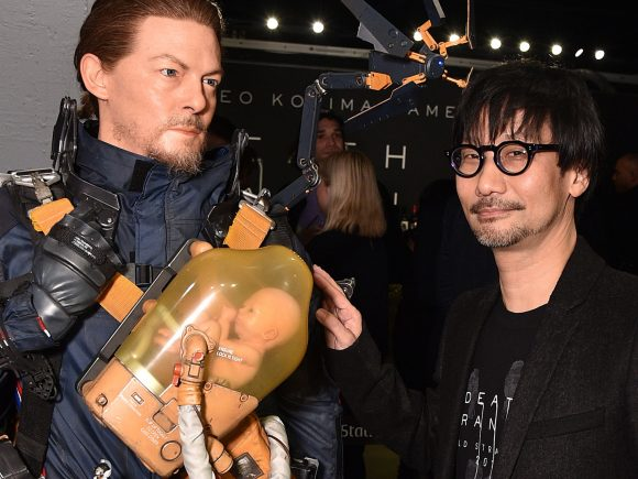 Fractured World: The Art of Death Stranding Connects Fans to the Game in New York 14