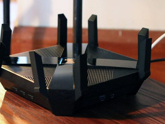 TP-Link Archer AX6000 Review 1