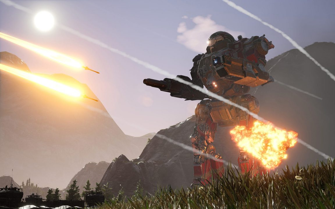 Mechwarrior 5: Mercenaries Review 3
