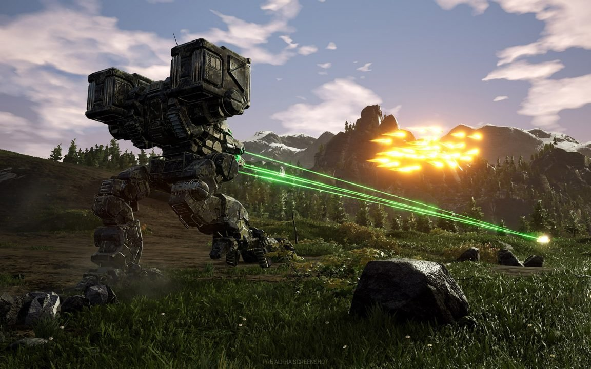 Mechwarrior 5: Mercenaries Review 4
