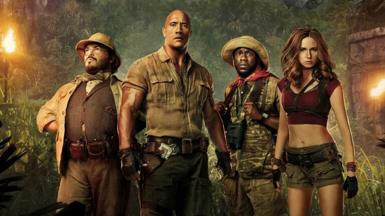 Jumanji: The Next Level (2019) Review 1