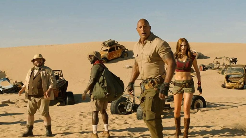 Jumanji: The Next Level (2019) Review 2