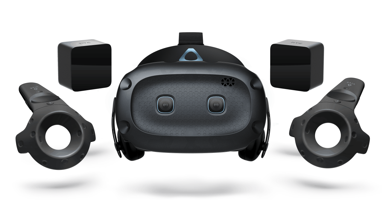Cosmos Elite Family - HTC Vive Announces a New Lineup of VR Headsets, Expands the Cosmos Family With Entry and Enthusiast Level Devices