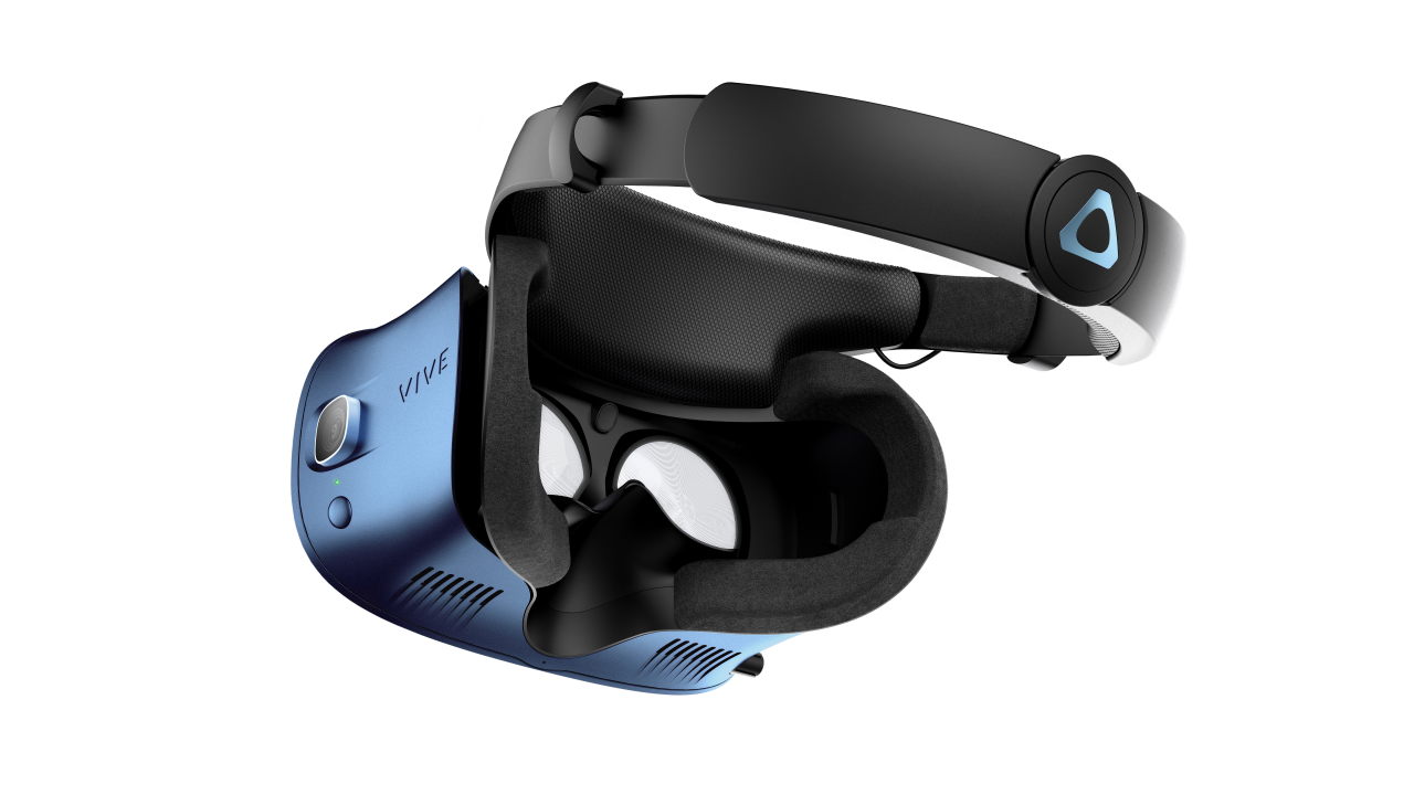 Play rear - HTC Vive Announces a New Lineup of VR Headsets, Expands the Cosmos Family With Entry and Enthusiast Level Devices