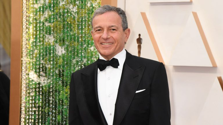Bob Iger steps down as CEO of Disney, position passed to former Disney Parks chairman Bob Chapek. 1