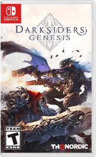 Darksiders Genesis (Switch) Review 4
