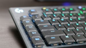Logitech G915 Keyboard Review 1