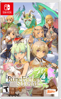 Rune Factory 4 Special (Switch) Review