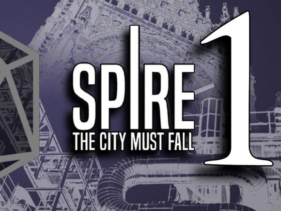 The Spire 01: Tales of The Harvest