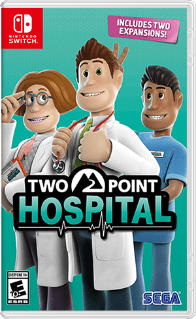 Two Point Hospital Console Review 9
