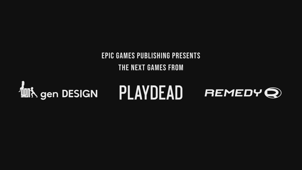 Epic Games Announces its own Publishing Label with Triple-Studio Partnership 1