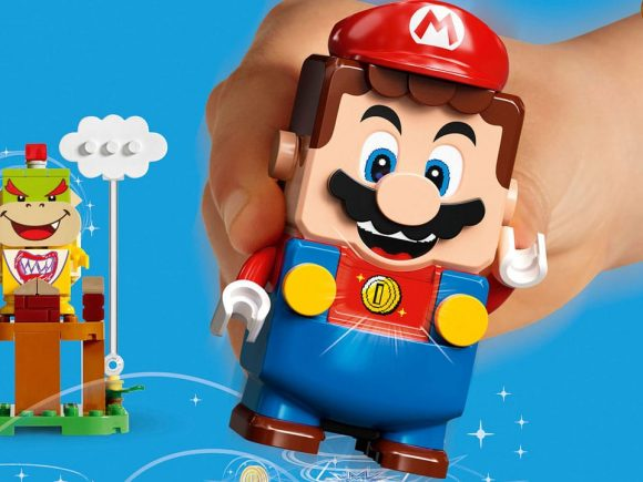 Super Mario Will Soon Be Available in LEGO Form 1
