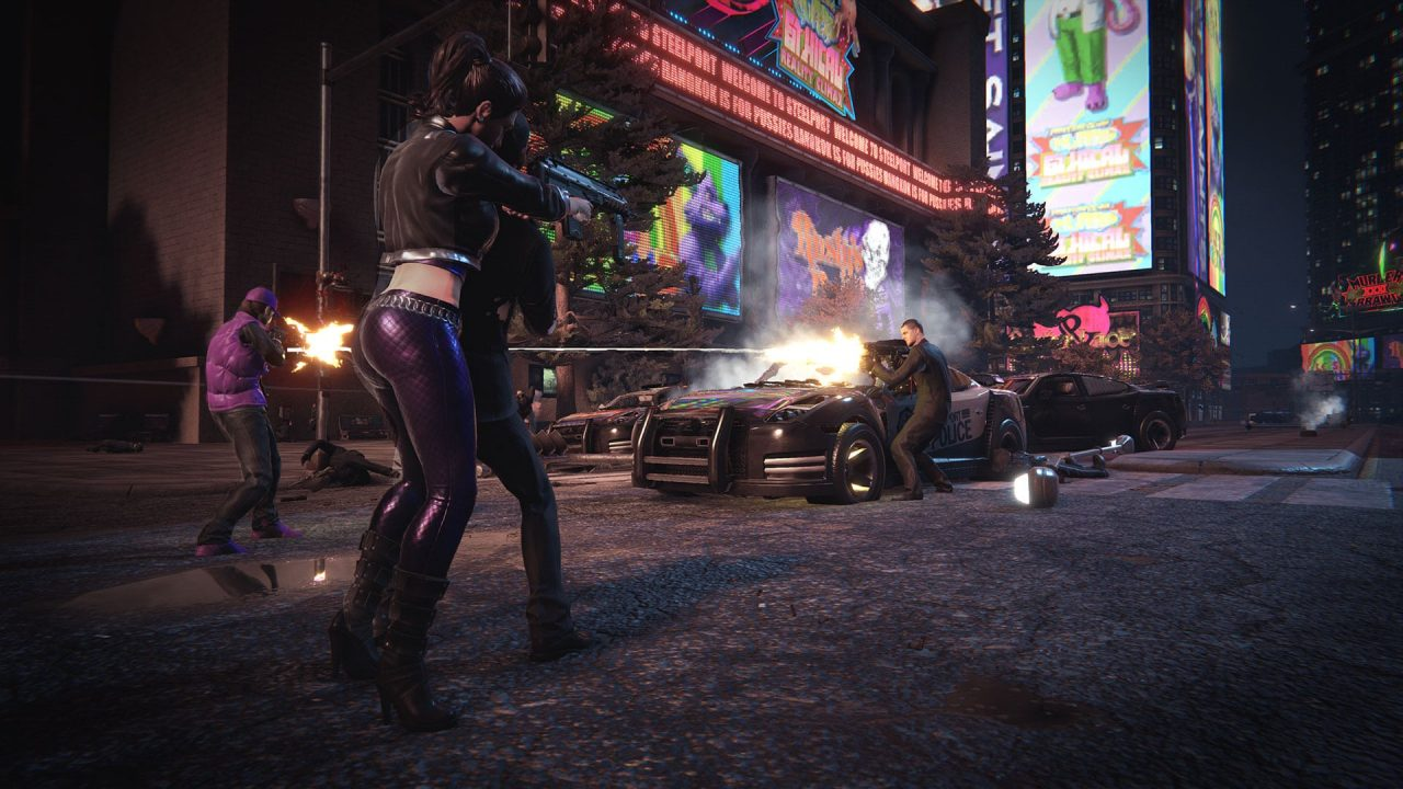 Saints Row: The Third Has Never Looked This Good 1