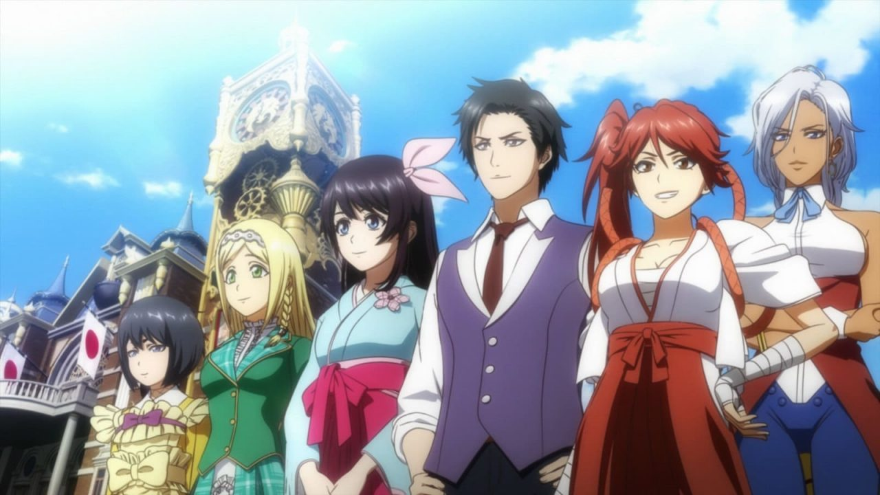 Sakura Wars (PlayStation 4) Review 5