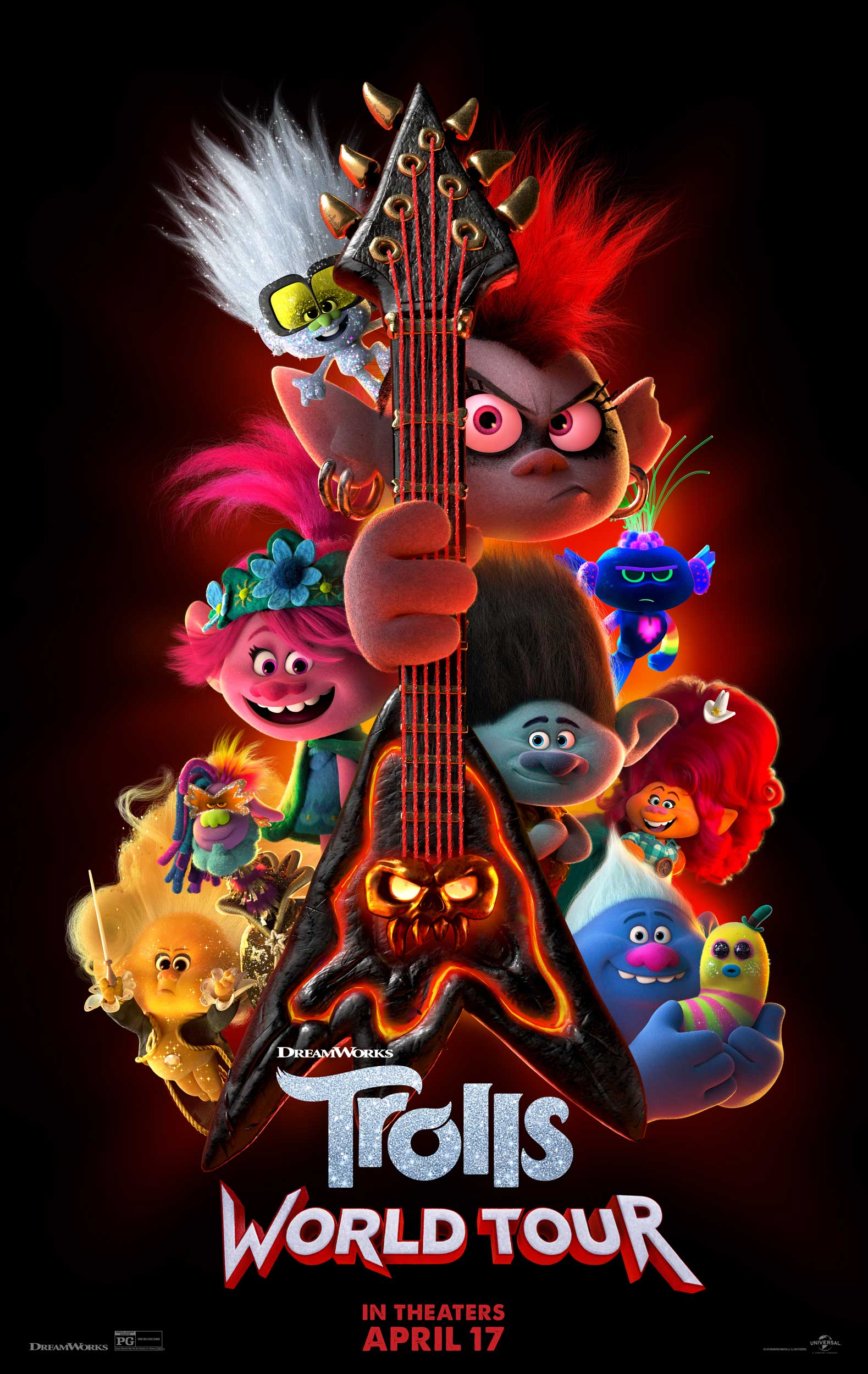 Trolls World Tour (2020) Review