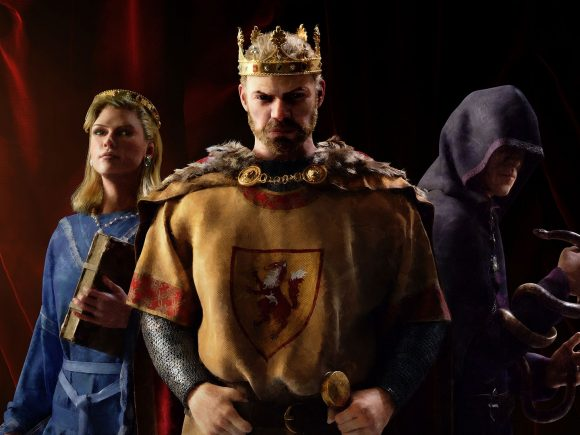 Crusader Kings 3 Hands-On Preview