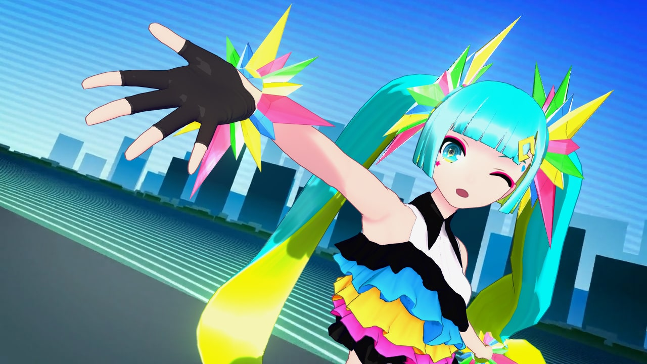 Hatsune Miku: Project DIVA Mega Mix (Switch) Review 2
