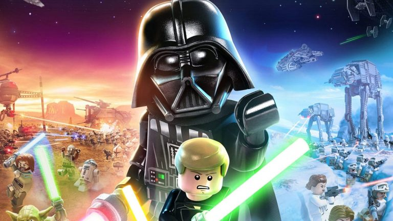 LEGO Star Wars: The Skywalker Saga Cover Art Revealed