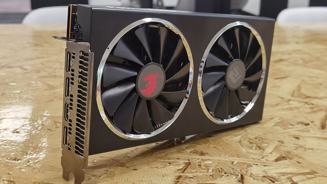 PowerColor Radeon RX 5600 XT Red Dragon Review 5