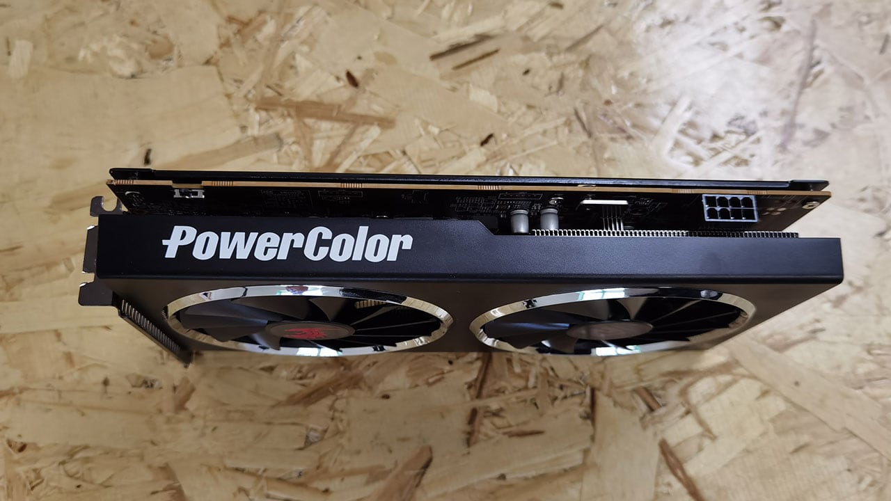 PowerColor Radeon RX 5600 XT Red Dragon Review 6