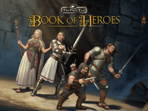 The Dark Eye: Book of Heroes Unleashes its Wonders in June