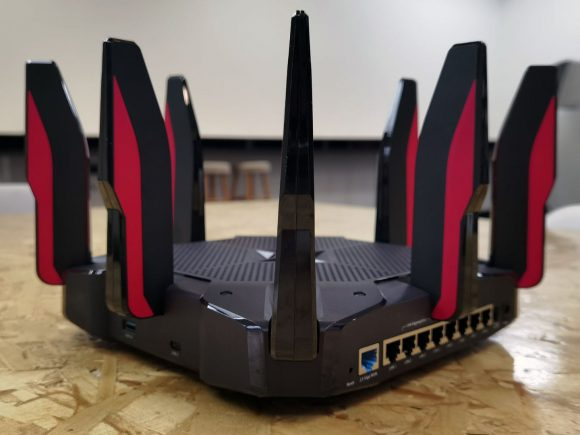 TP-Link Archer AX11000 Review 1