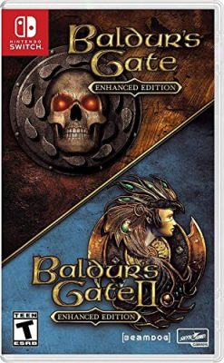 Baldur's Gate and Baldur's Gate II: Enhanced Editions Switch Review 1