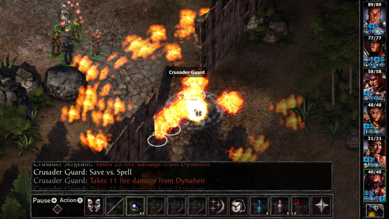 Baldur's Gate and Baldur's Gate II: Enhanced Editions Switch Review 2