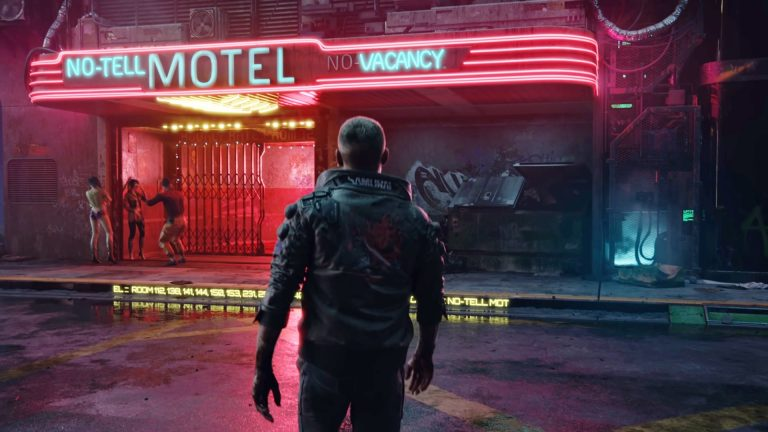 CyberPunk 2077 Lets You Analyze Crime Scenes Batman-Style.