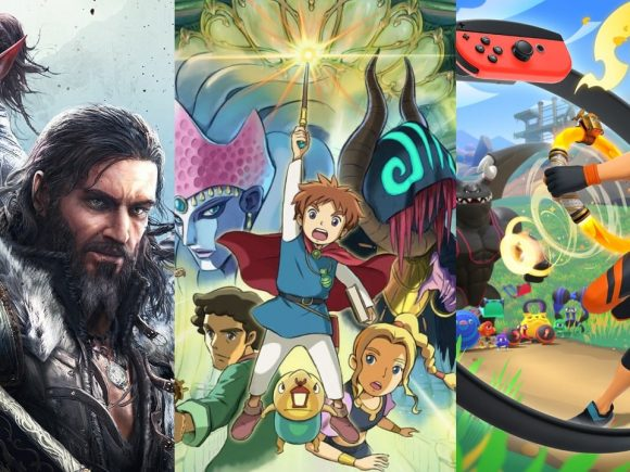 Enter a World of Fantasy This Summer With These Switch RPG's 5
