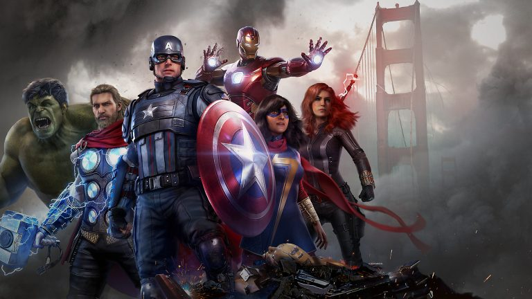 Marvel's Avengers Gets New Gameplay Footage and Multiplayer Customization Details