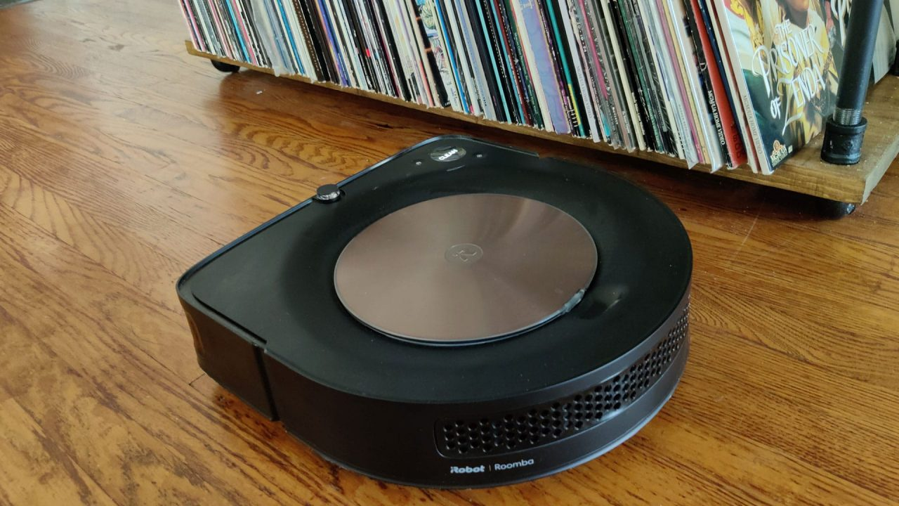 iRobot Roomba s9 Review 10