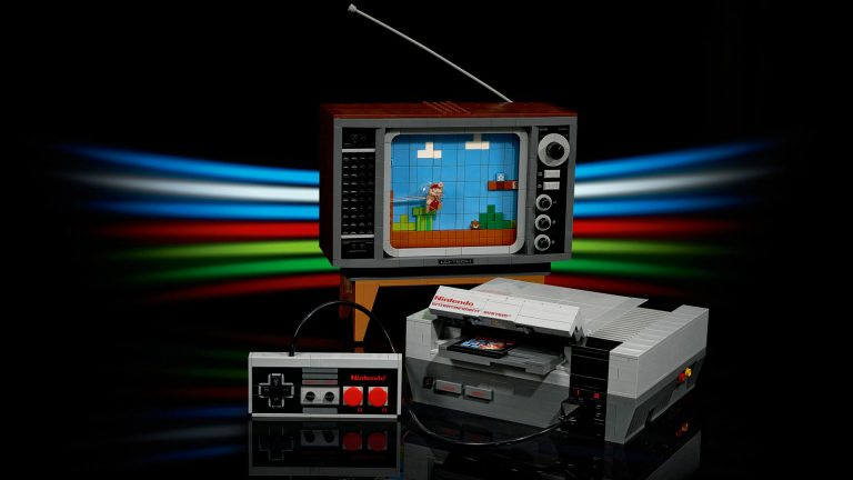 LEGO Nintendo Entertainment System Launches on August 1, 2020 1