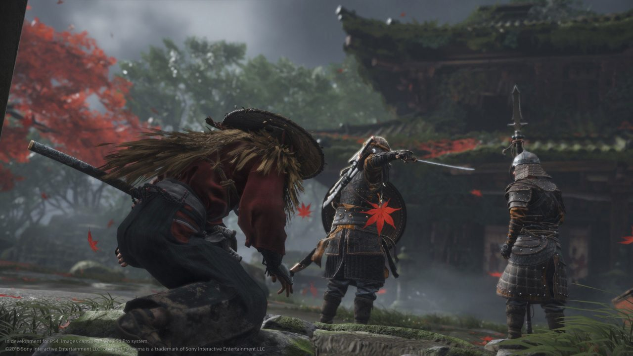 Mud, Blood and Steel: Talking to Ghost of Tsushima's Nate Fox 1