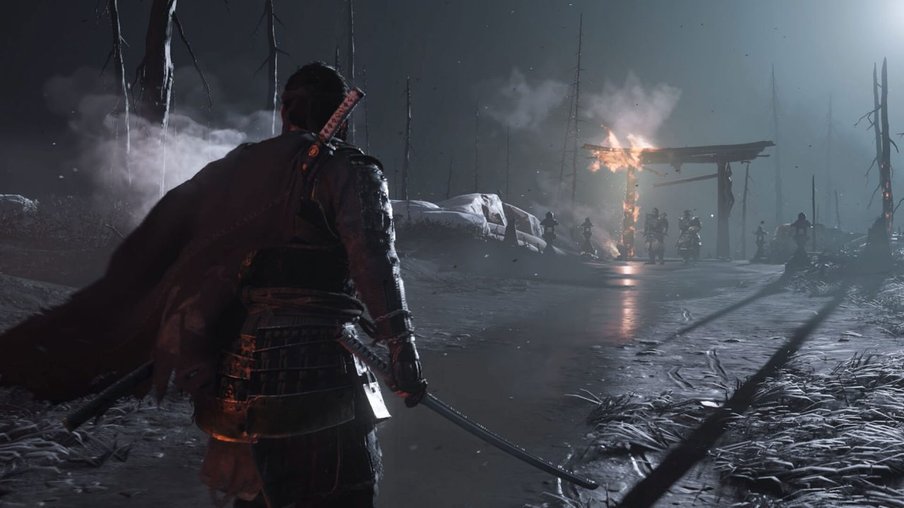 Mud, Blood and Steel: Talking to Ghost of Tsushima's Nate Fox 2
