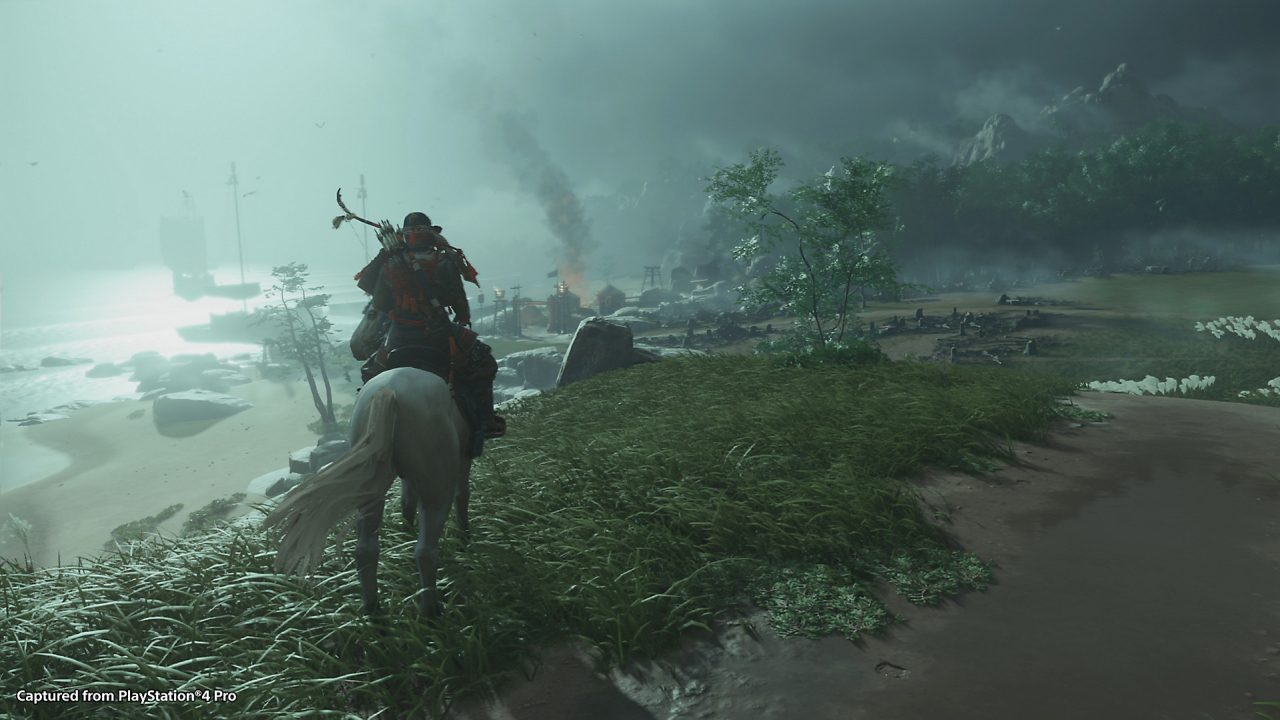 Mud, Blood and Steel: Talking to Ghost of Tsushima's Nate Fox 5