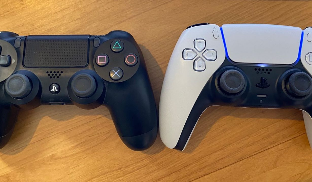 PlayStation 5 DualSense Controller Showcased in Demo 1