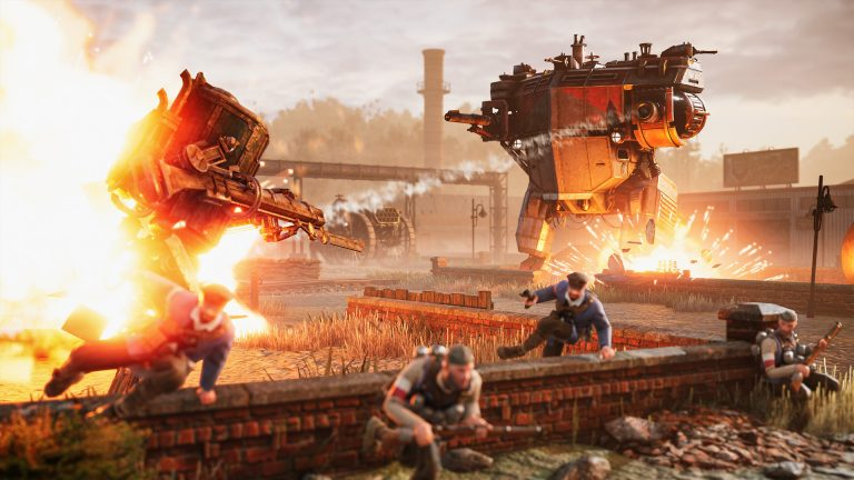 Preview: Iron Harvest Touts Tactical Play and Classic Feel