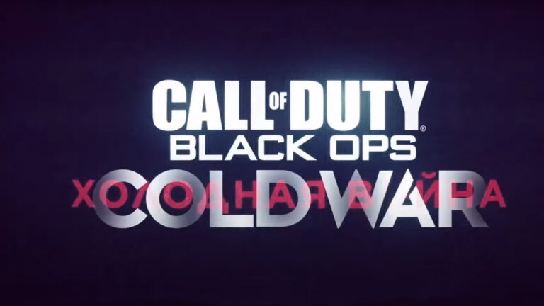 Call of Duty Black Ops: Cold War Officially Revealed in Trailer 1