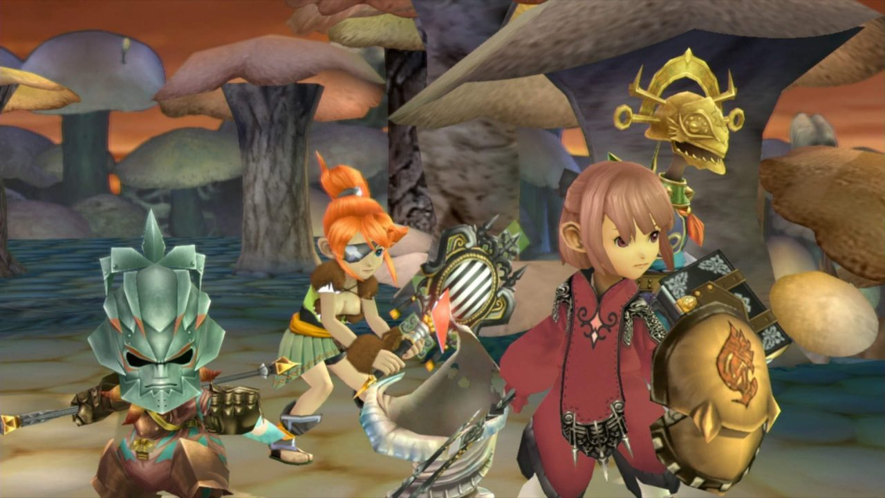 ffcc remastered screenshot1 qokhq2nbi - Final Fantasy Crystal Chronicles Remastered Edition Review