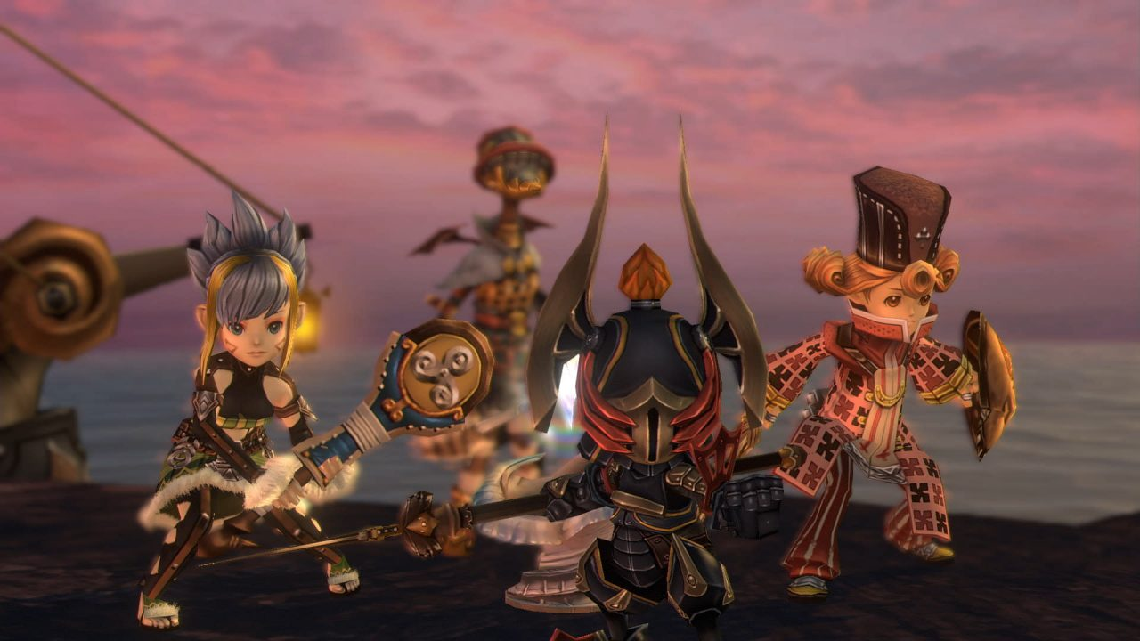 final fantasy crystal chronicles remastered edition review from gamecube to nintendo switch - Final Fantasy Crystal Chronicles Remastered Edition Review
