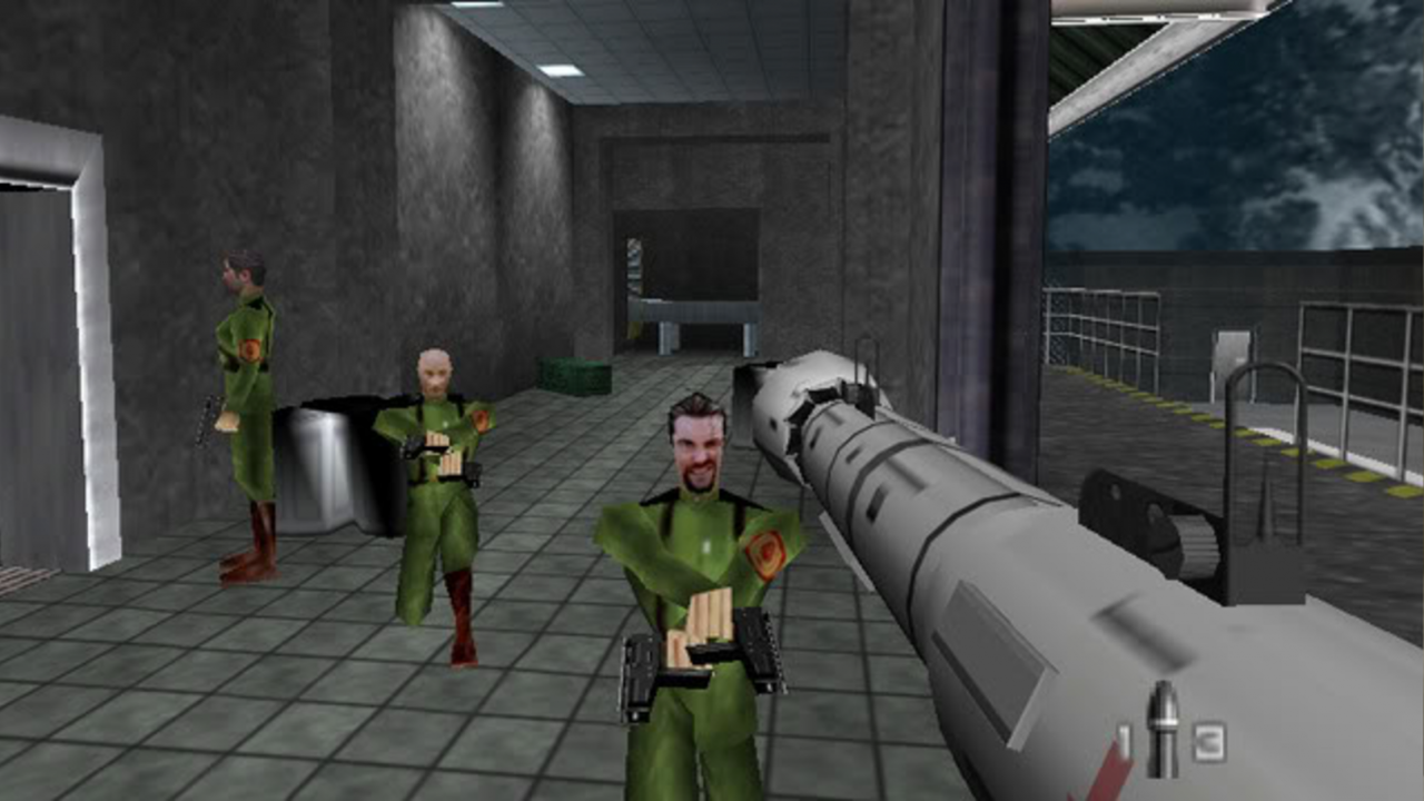GoldenEye 007 64: Happy 23rd Birthday to Gaming's Greatest FPS