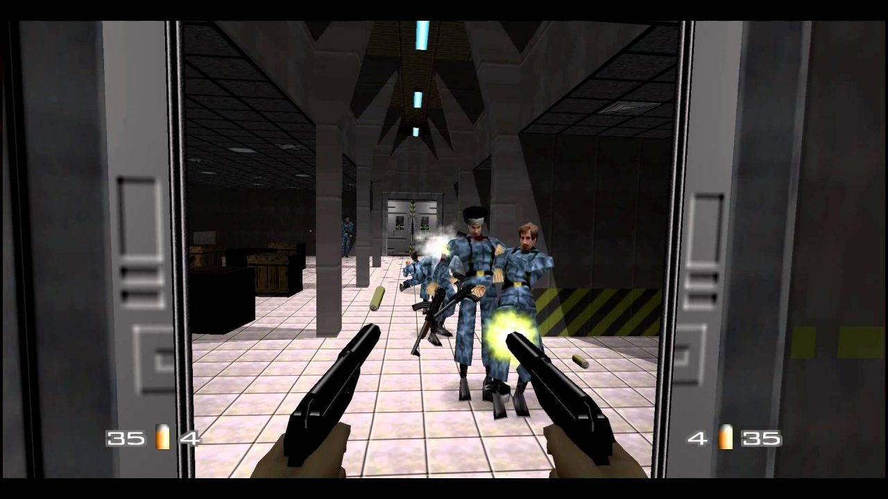GoldenEye 007 64: Happy 23rd Birthday to Gaming's Greatest FPS 2