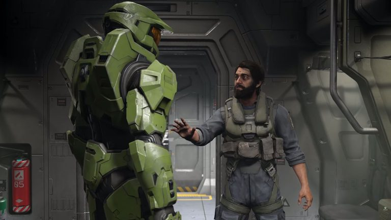 Report: Halo Infinite's Delay Caused by TV Show, Outsourcing to Contractors