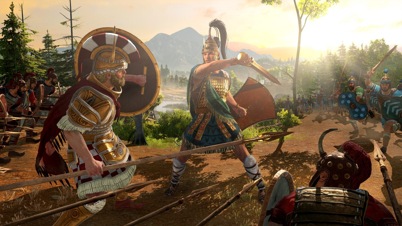Total War Saga: Troy Review