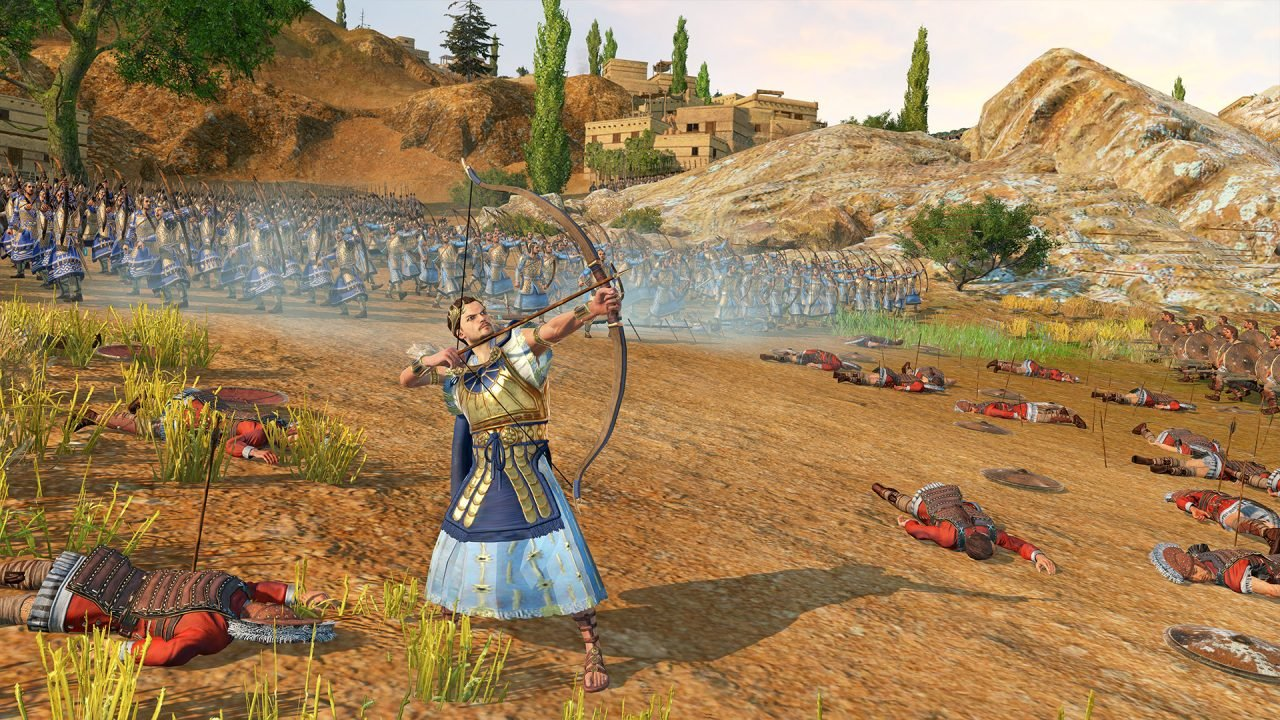 Total War Saga: Troy Review 4